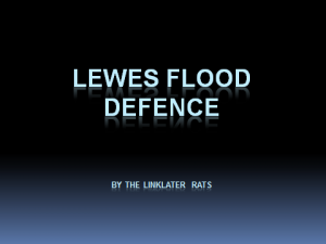 Lewes defence